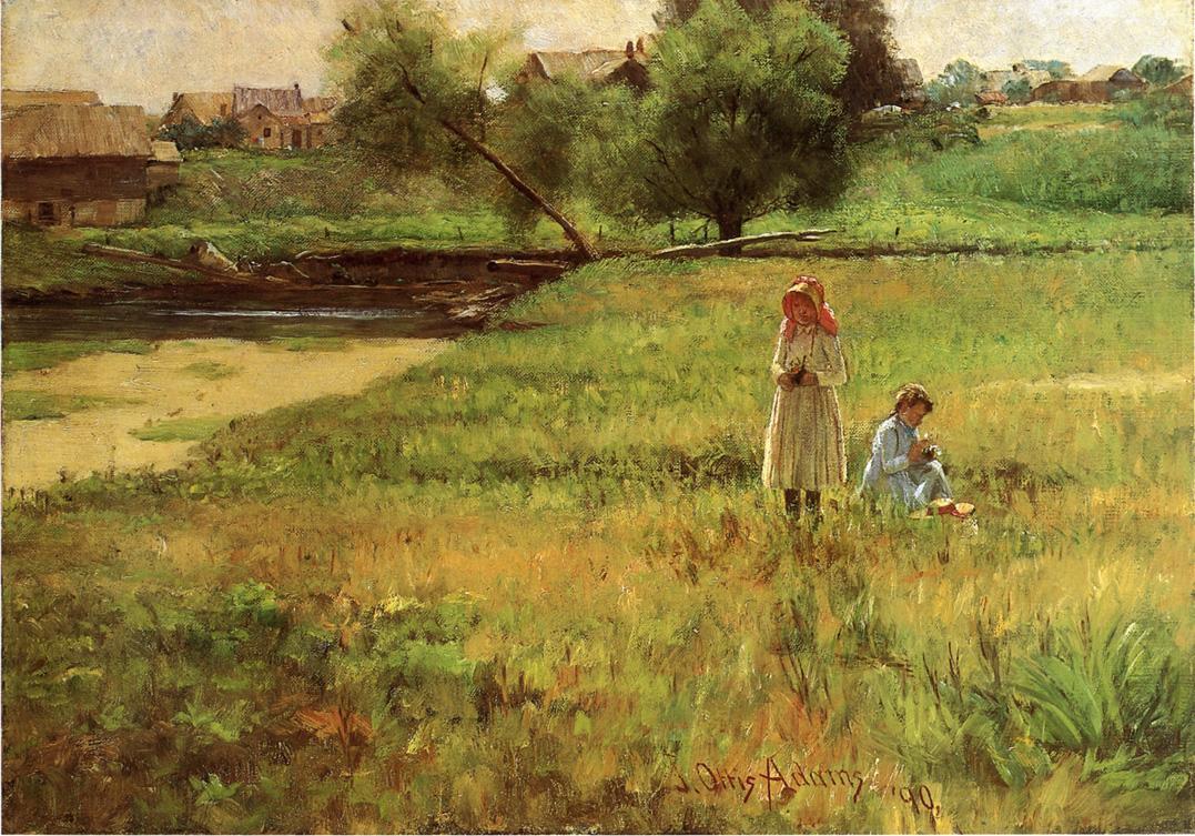 Summertime, 1890
